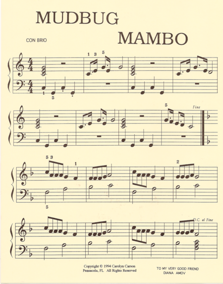 Mudbug Mambo