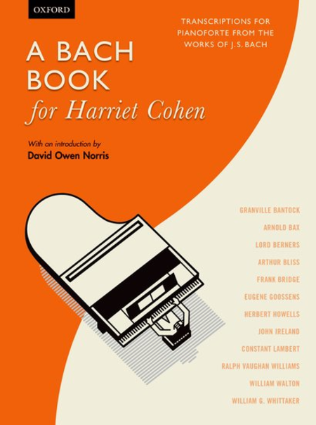A Bach Book for Harriet Cohen