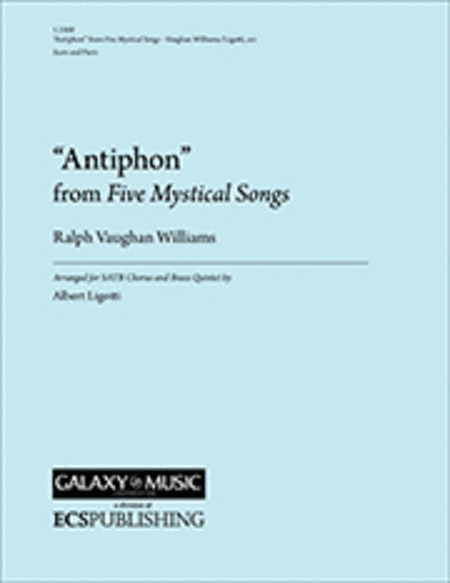Antiphon (Score & Parts for Brass Quintet)