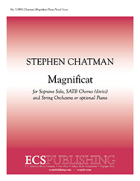 Magnificat (Piano/Vocal Score)