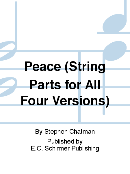 Peace (String Parts for All Four Versions)