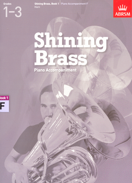Shining Brass Accompaniment Book 1 (Grades 1-3), F