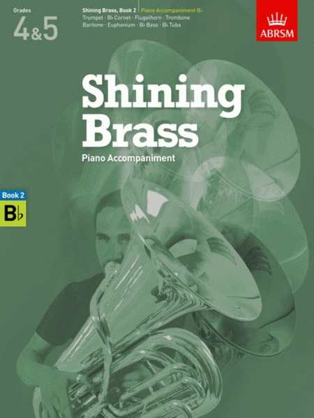 Shining Brass Accompaniment Book 2 (Grades 4 & 5), Bb