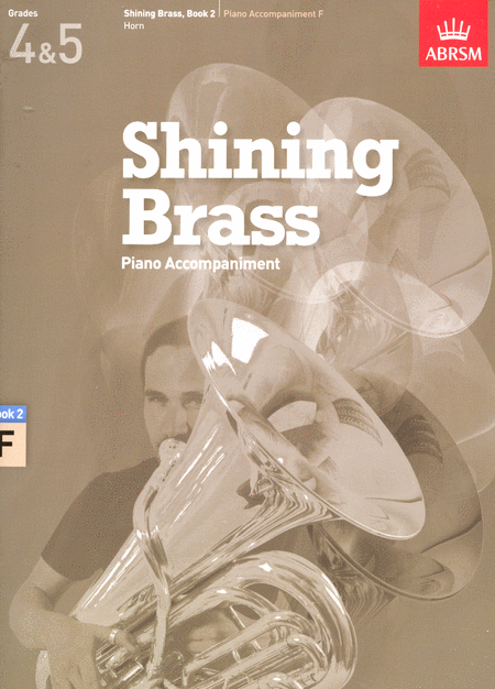 Shining Brass Accompaniment Book 2 (Grades 4 & 5), F