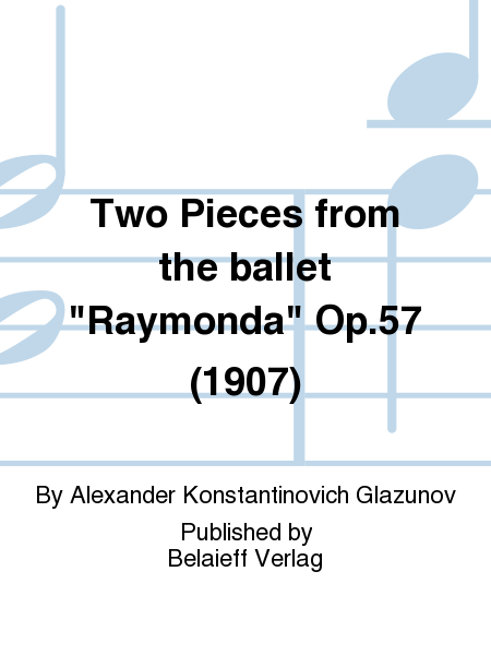 Two Pieces from the ballet