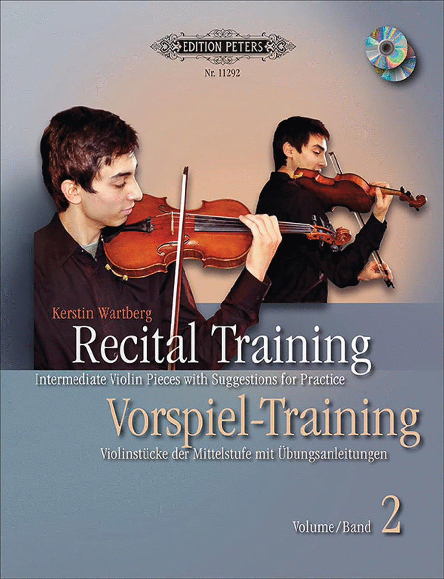 Recital Training Vol. 2