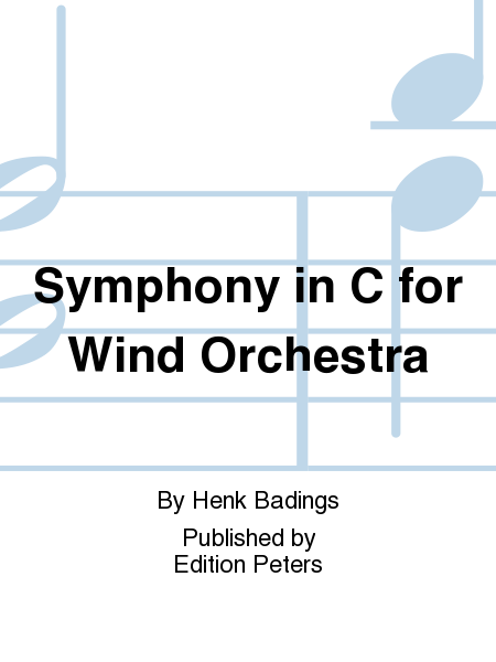 Symphony in C for Wind Orchestra