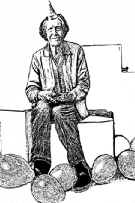 John Cage Centennial T-Shirt (L)