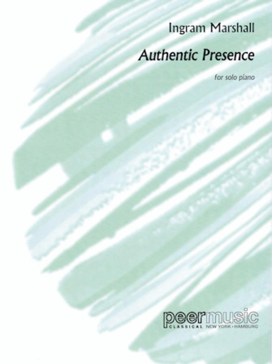 Authentic Presence