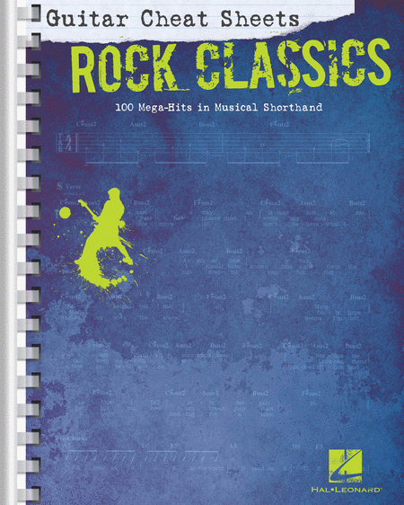 Guitar Cheat Sheets: Rock Classics