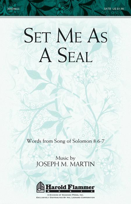 Set Me as a Seal
