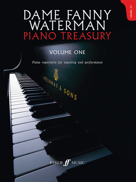 Dame Fanny Waterman -- Piano Treasury, Volume 1