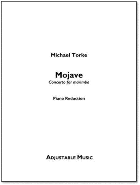 Mojave (piano reduction)