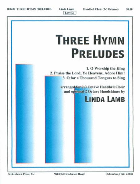 Three Hymn Preludes