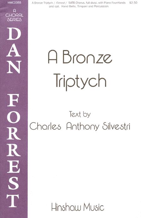 A Bronze Triptych