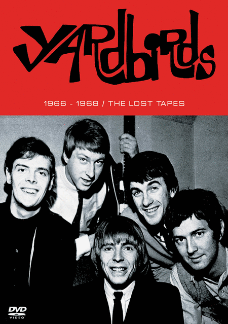 The Yardbirds - The Lost Tapes: 1966-68