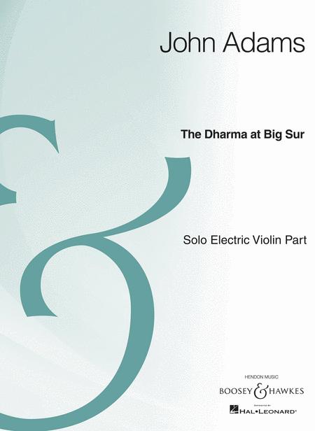 The Dharma at Big Sur