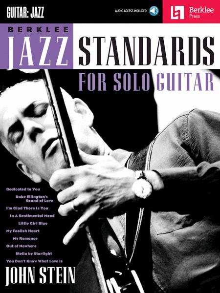 Berklee Jazz Standards for Solo Guitar