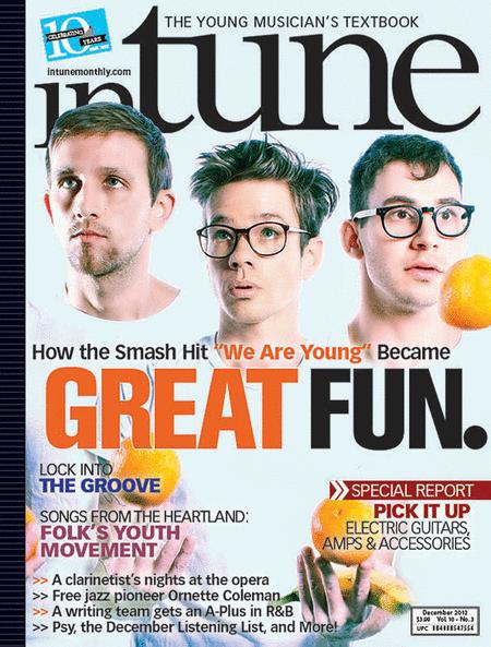 In Tune Monthly Magazine - December 2012