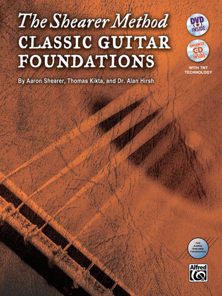 The Shearer Method -- Classic Guitar Foundations, Book 1