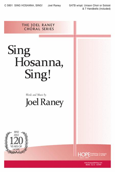 Sing Hosanna, Sing!
