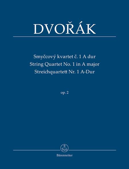 String Quartet Nr. 1 A major op. 2