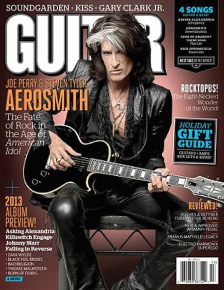 Guitar World Magazine - Holiday 2012