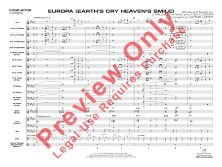 Europa (Earth's Cry Heaven's Smile)