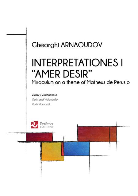 Interpretationes I