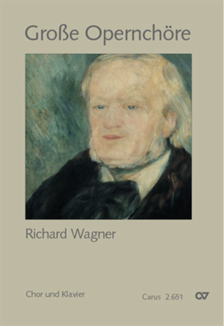 Choral collection Great Opera Choruses - Richard Wagner (choir & piano)
