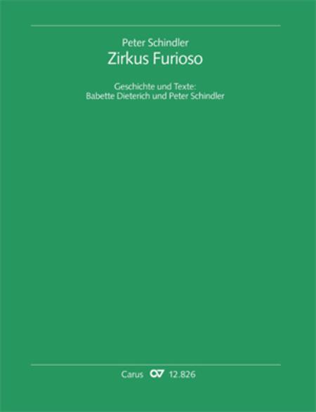 Schindler: Zirkus Furioso. Transponierte Fassung (hoher)