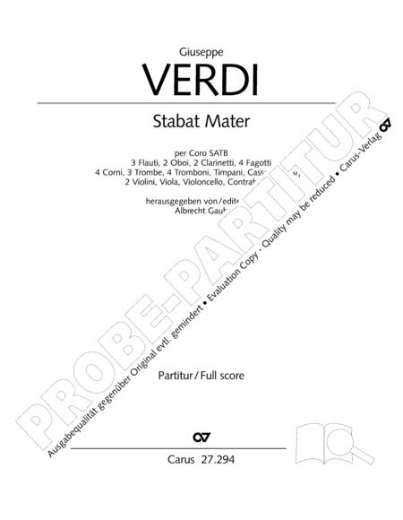 Stabat Mater!