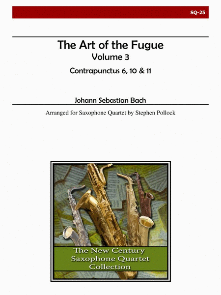 The Art of the Fugue (Contrapunctus 6, 10, 11))
