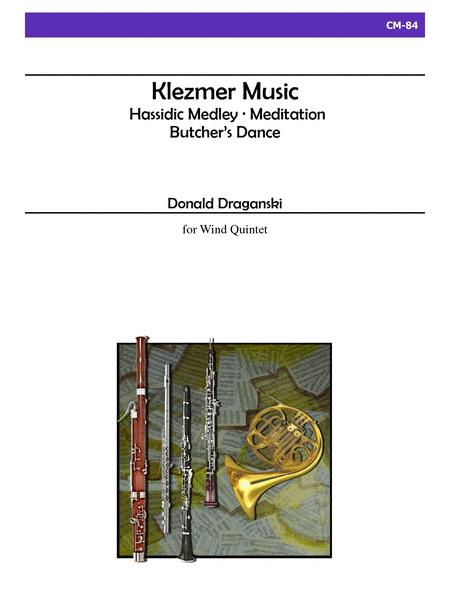 Klezmer Music (Wind Quintet)