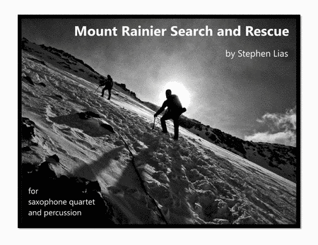 Mount Rainier Search and Rescue