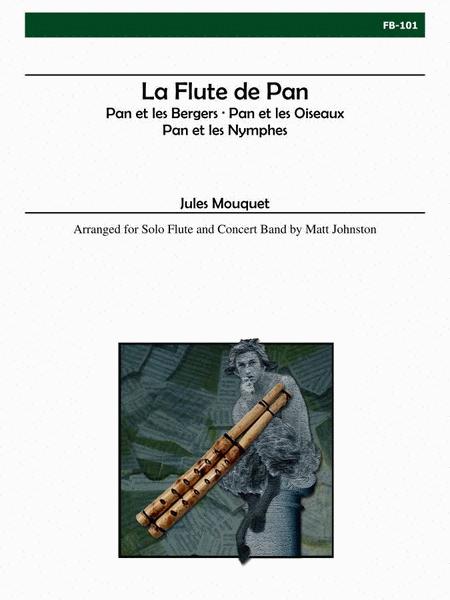 La Flute de Pan (Flute and Concert Band)