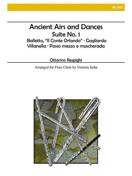 Ancient Airs and Dances, Suite No.1