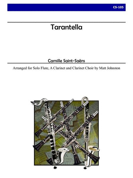 Tarantella, Op. 6