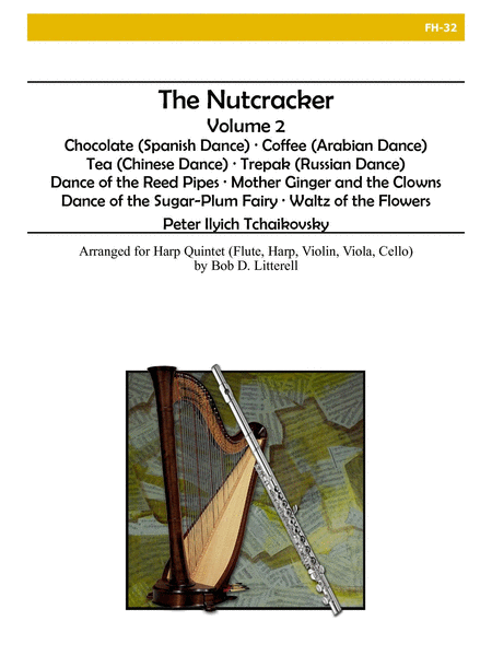 The Nutcracker, Volume 2 (Harp Quintet)