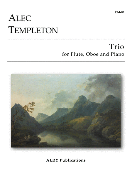 Trio for Flute, Oboe, and Piano