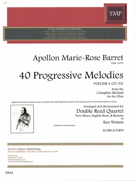 40 Progressive Melodies, Volume 4