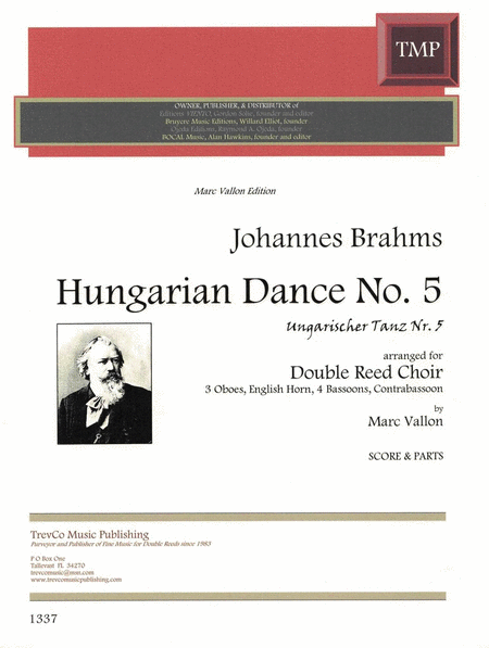 Hungarian Dance #5