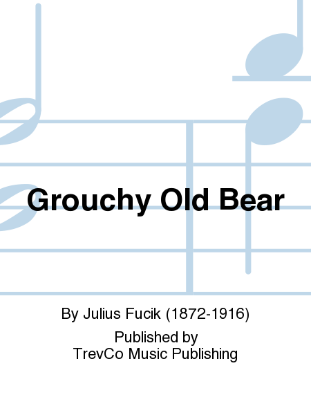Grouchy Old Bear