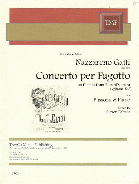 Concerto per Fagotto, William Tell