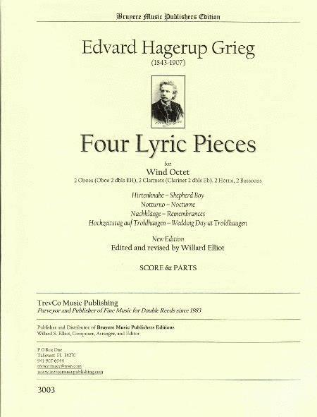 4 Lyric Pieces