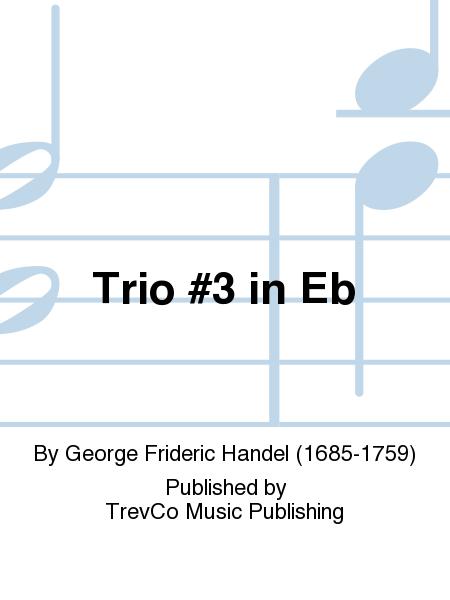 Trio #3 in Eb