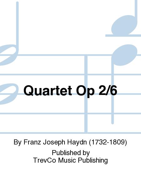 Quartet Op 2/6