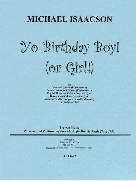 Yo Birthday Boy