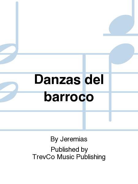 Danzas del barroco