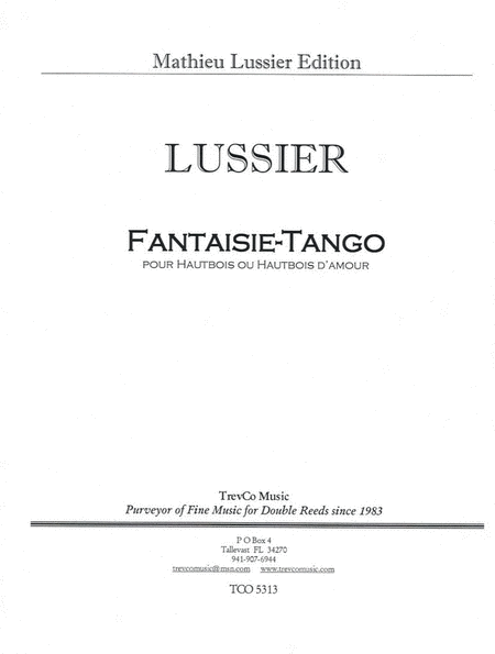 Fantaisie-Tango